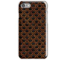 SCA2 BK-BR MARBLE iPhone Case/Skin