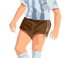 Soccer Player by kwg2200