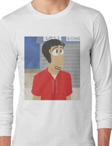 Usnavi De La Vega Long Sleeve T-Shirt