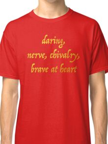 Brave at Heart Classic T-Shirt