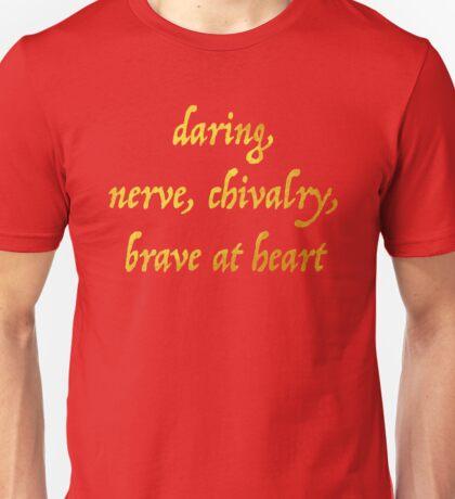 Brave at Heart Unisex T-Shirt