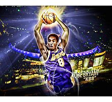 Young Kobe Photographic Print