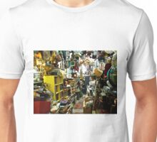 shop of curiosities Hong Kong like you have never seen it before Unisex T-Shirt
