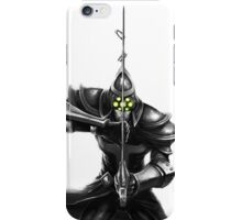 Master yi (B&W edition) iPhone Case/Skin