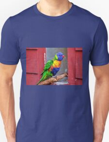 Rainbow Lory T-Shirt