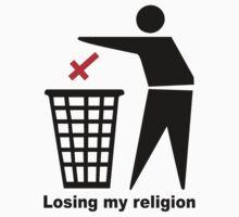 Losing My Religion by biglarry