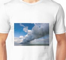 Dramatic Cloudscape off St Margrets Bay Unisex T-Shirt
