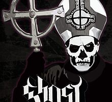 Ghost B.C. - Papa Emeritus II by PsychoBram