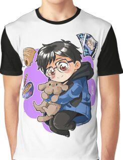 Yuuri Katsuki Graphic T-Shirt