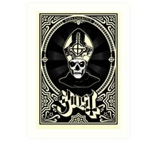 Ghost B.C. - Papa Emeritus II Classic Art Print