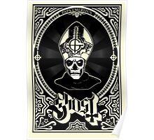 Ghost B.C. - Papa Emeritus II Classic Poster
