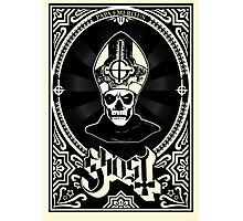 Ghost B.C. - Papa Emeritus II Classic Photographic Print