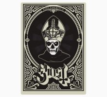 Ghost B.C. - Papa Emeritus II Classic Kids Clothes