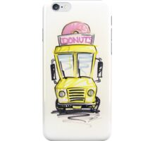 Donut Truck iPhone Case/Skin