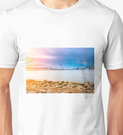 Sunset in Macau Unisex T-Shirt
