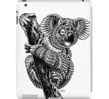 Ornate Koala iPad Case/Skin