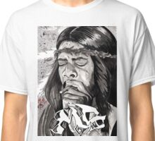Smoking Jesus Classic T-Shirt