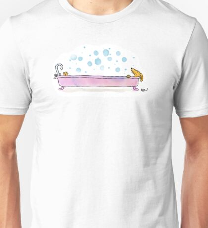 A Nice Long Bath Unisex T-Shirt