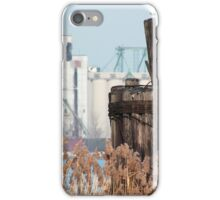 Industrial and Rustic iPhone Case/Skin