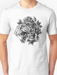 Ornate Leopard Unisex T-Shirt