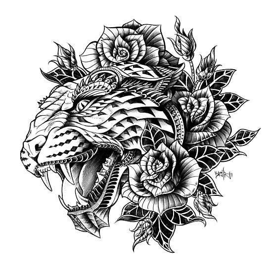 Ornate Leopard by BioWorkZ