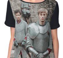 Knights 2 Chiffon Top