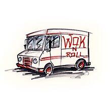Wok n Roll by Richard Yeomans