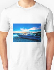 Sunset coast Unisex T-Shirt