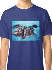 Sand Sculpture Classic T-Shirt