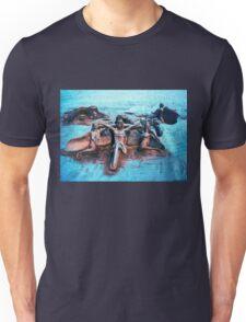 Sand Sculpture Unisex T-Shirt