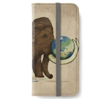 Save the Planet III iPhone Wallet/Case/Skin