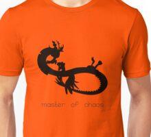 Master of Chaos - Black Unisex T-Shirt