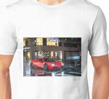 Ferrari 458 Speciale in Matte Red  Unisex T-Shirt