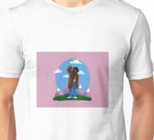 Playa from the himalayas Unisex T-Shirt