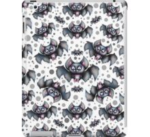 Creepy Cute Bats Pattern iPad Case/Skin