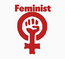 Feminist symbol Womens Fitted T-Shirt