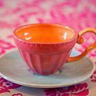 Vintage teacup by Zoe Power