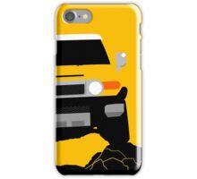 Japanese Offroader Suspension Flex iPhone Case/Skin