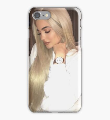 Kylie Jenner Watch iPhone Case/Skin
