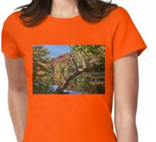 Autumn Is In The Air  Womens Fitted T-Shirt