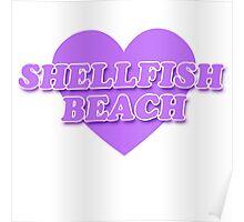 Shellfish BEACH Poster