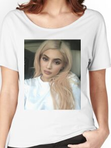 Kylie Blonde 3 Women's Relaxed Fit T-Shirt