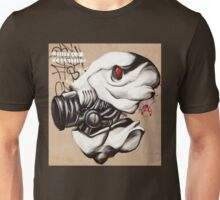Armed Fish PNG Unisex T-Shirt