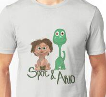 Spot & Arlo Unisex T-Shirt