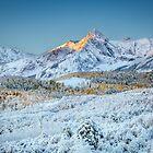 Sun, Snow & Autumn Kissed by Ken Fleming