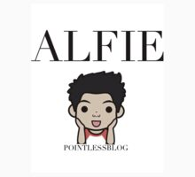 Alfie Deyes- Pointless Blog Cartoon by nancyjxsephine