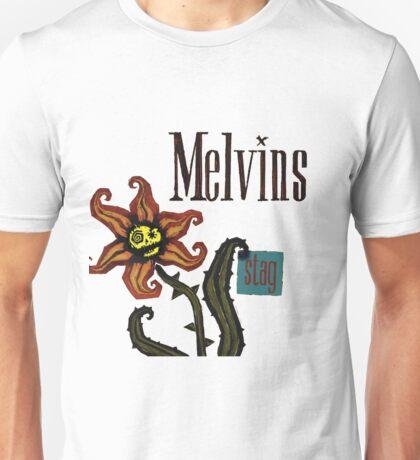 Melvins- Stag Unisex T-Shirt