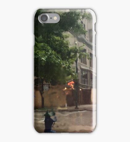 Downtown Houston iPhone Case/Skin
