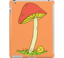 Under the Cap iPad Case/Skin
