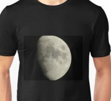 Moon Close Up Unisex T-Shirt